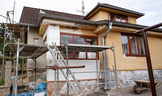 Cải tạo, sửa chữa nhà không xin phép có bị phạt không?