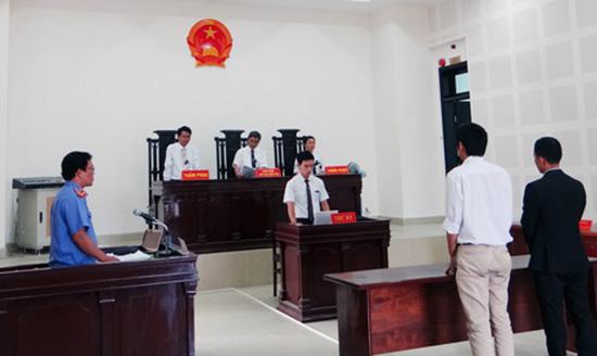 Trường hợp được giải quyết tranh chấp thương mại tại Tòa án