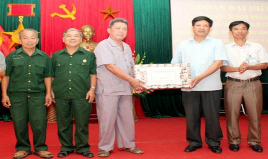 Pháp lệnh Cựu chiến binh và Hội Cựu chiến binh Việt Nam năm 2005