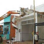 Xây dựng không đúng theo giấy phép có được đăng ký tài sản gắn liền trên đất?