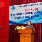 Khiếu nại về BHXH: Thẩm quyền, hồ sơ, trình tự thủ tục