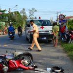 Quy định về trách nhiệm bồi thường thiệt hại khi gây tai nạn giao thông chết người