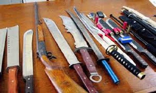 Luật quản lý, sử dụng vũ khí, vật liệu nổ và công cụ hỗ trợ năm 2017